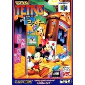 Magical Tetris Challenge featuring Mickey (Japan-import)
