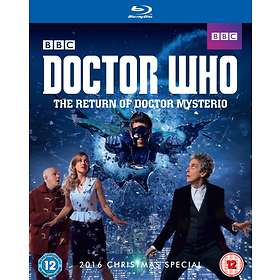 Doctor Who: The Return of Mysterio (UK)