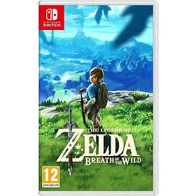 The Legend of Zelda: Breath of the Wild (Giappone)