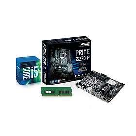 Komplett Uppgraderingspaket - 3,4GHz QC 8GB
