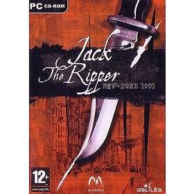 Jack the Ripper: New York 1901