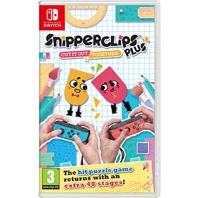 Snipperclips - Cut it Out, Together! (Switch)