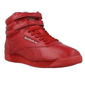 0f24906de5b1 Find the best price on Reebok Freestyle Hi OG Lux (Women's ...