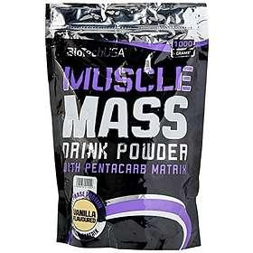 BioTech USA Muscle Mass 1kg