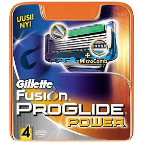 Gillette Fusion ProGlide Power (+5 Extra Blad)