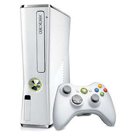 Microsoft Xbox 360 Slim 250GB White