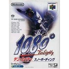 1080: TenEighty Snowboarding (JPN) (N64)