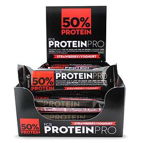 FCB Protein Pro Bar 50% 45g 24st