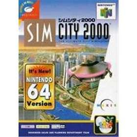 SimCity 2000 (JPN) (N64)