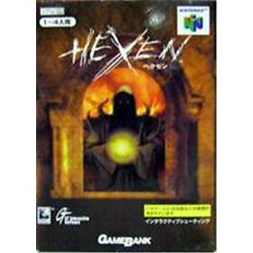 Hexen (JPN) (N64)