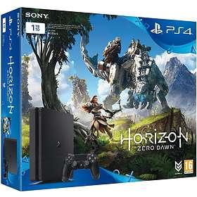 Sony PlayStation 4 Slim 1To (+ Horizon Zero Dawn)