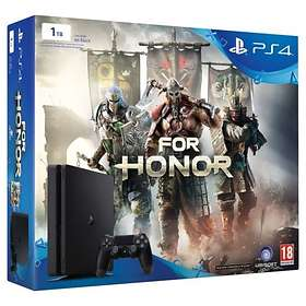 Sony PlayStation 4 Slim 1TB (inkl. For Honor)