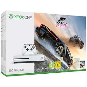 Microsoft Xbox One S 500GB (+ Forza Horizon 3)