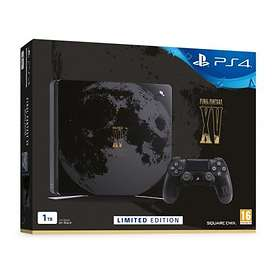 Sony PlayStation 4 Slim 1TB (inkl. Final Fantasy XV) - Limited Edition