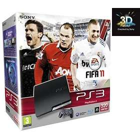 Sony PlayStation 3 Slim 320Go (+ FIFA 11)