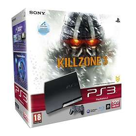 Sony PlayStation 3 Slim 320Go (+ Killzone 3)