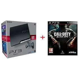 Sony PlayStation 3 Slim 320Go (+ Call of Duty: Black Ops)