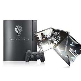 Sony PlayStation 3 160Go (+ Final Fantasy VII Advent Children Complete)