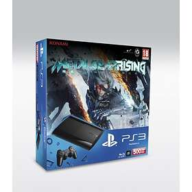Sony PlayStation 3 Slim 500Go (+ Metal Gear Rising Revengeance)