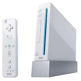 Nintendo Wii (+ Zumba Fitness 2 + Wii Sports)