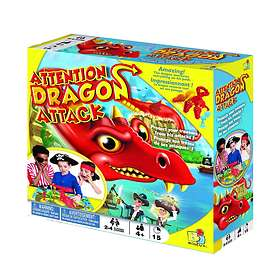 Bojeux Toys Attention Dragon Attack