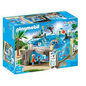 Playmobil Family Fun 9060 Akvarium
