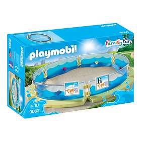 Playmobil Family Fun 9063 Akvarium Bassäng