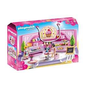 Playmobil City Life 9080 Café Cupcake