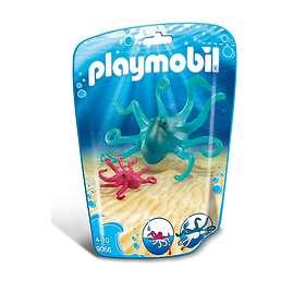Playmobil Family Fun 9066 Pieuvre et son petit