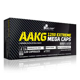 Olimp Sport Nutrition AAKG Extreme 120 Capsules