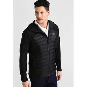 860090331 The North Face Progressor Insulated Hybrid Hoodie Jacket (Men's)