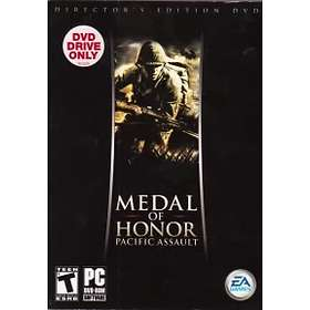 Medal of Honor: Pacific Assault - Director's Edition (PC)