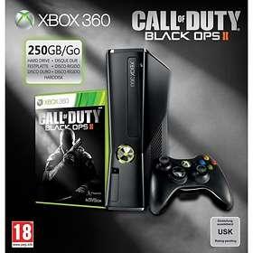 Microsoft Xbox 360 Slim 250Go (+ Call of Duty: Black Ops)