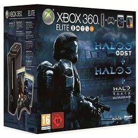Microsoft Xbox 360 E 120Go (+ Halo 3: ODST + Halo 3)