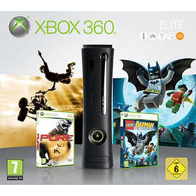 Microsoft Xbox 360 E 120Go (+ Pure + Lego Batman)