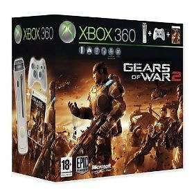Microsoft Xbox 360 Premium 60Go (+ Gears of War 2)