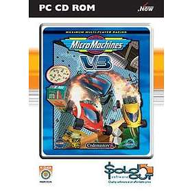 Micro Machines V3 (PC)