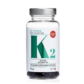 Biosalma Vitamin K2 90mcg 100 Kapslar