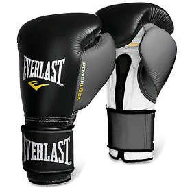 Everlast Powerlock Velcro Boxing Gloves
