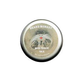Beard Monkey Mustache Wax 20g