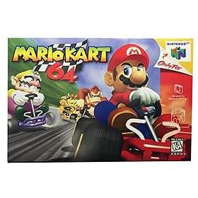 Mario Kart 64 (USA) (N64)