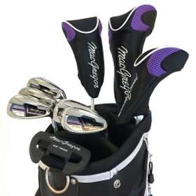 MacGregor CG1900X Ladies with Carry Stand Bag