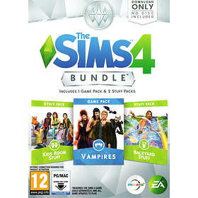 The Sims 4 Expansion: Bundle - Vampires