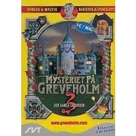 Mysteriet på Greveholm 3: Den Gamla Legenden (PC)