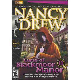 Nancy Drew 11: Curse of Blackmoor Manor (PC)