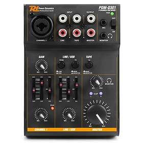 Power Dynamics PDM-D301