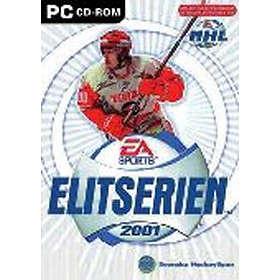 NHL 2001: Elitserien (Expansion) (PC)