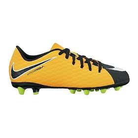 Jämför priser på Nike Hypervenom Phelon III AG-Pro (Jr) Fotbollsskor ... 5374f361725a0