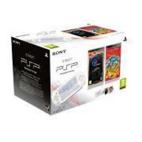 Sony PSP Street (+ Geronimo Stilton 2 + Gran Turismo)