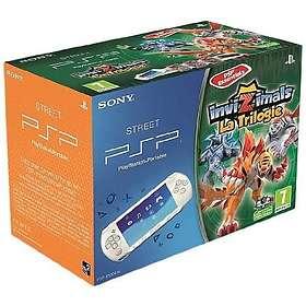 Sony PSP Street (+ Invizimals: Trilogy)